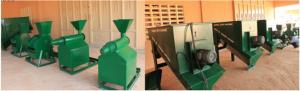 Machine de l'agro-industrie